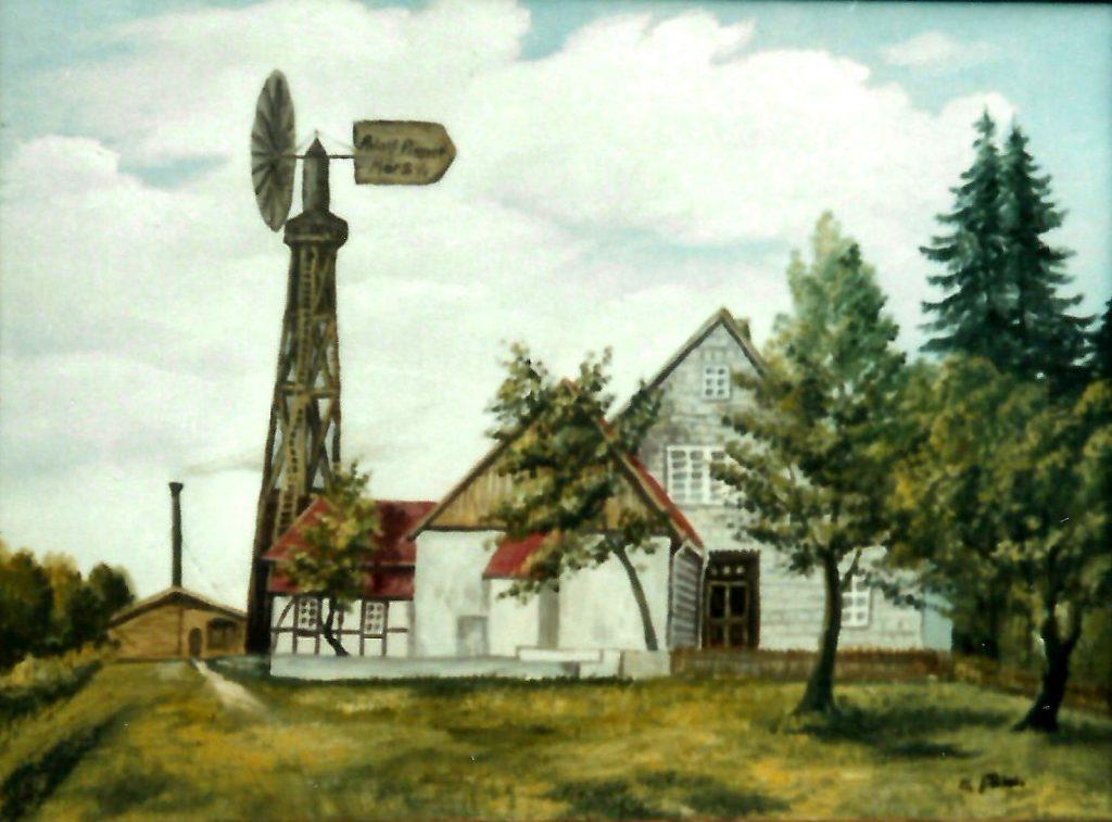 Windenergie – Haus Dassel