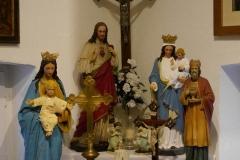 Heiligen Figuren