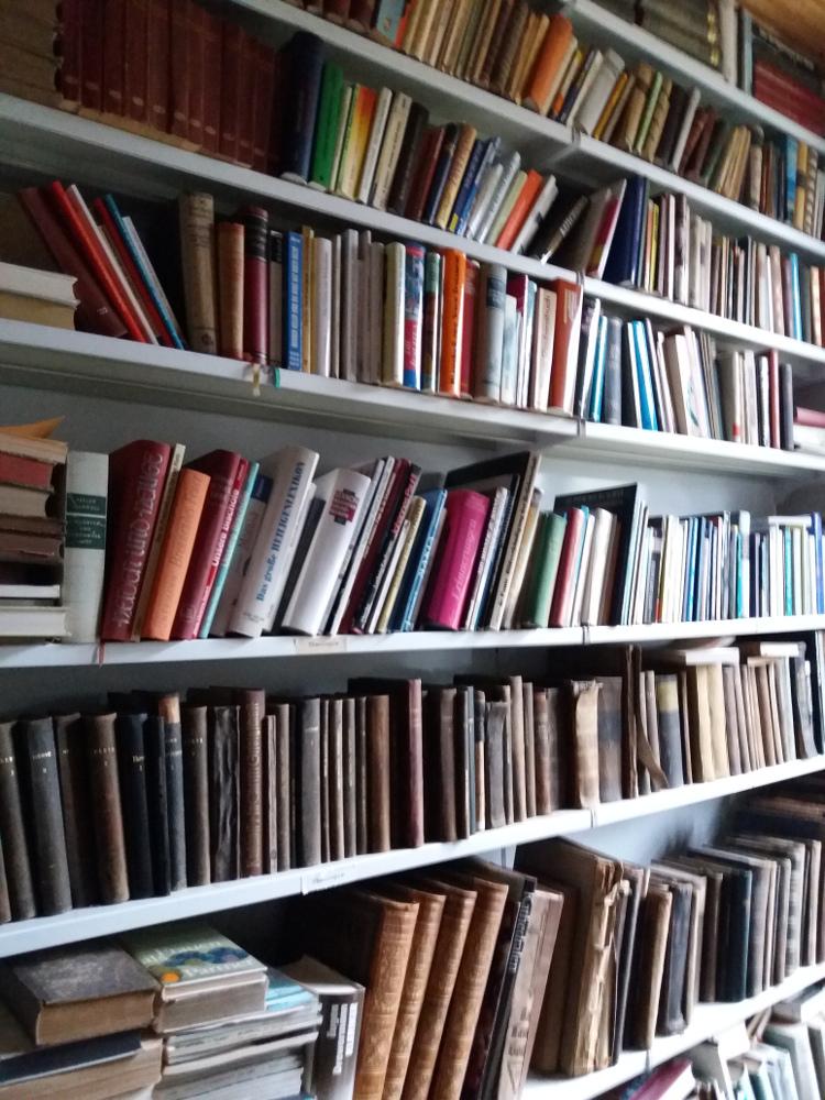 Bücher Archiv